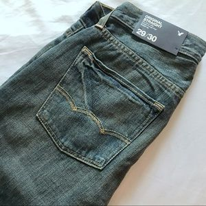 NWT 礪 AMERICAN EAGLE OUTFITTERS JEANS 29X30